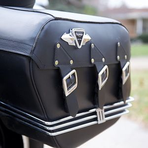 Triumph Leather Bags