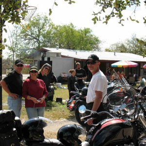 RAT Rally Kerville, Texas