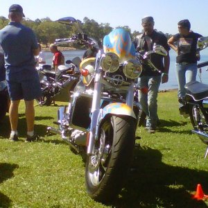 LOP Rally 2010 -- My Rocket at Show