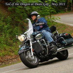 Riding Tail of the Dragon