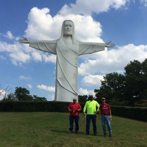 Christ of the Ozarks